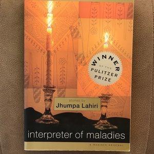 Jhumpa Lahiri Pulitzer Prize winner Book